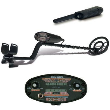 Bounty Hunter QD2GWP Quick Draw II Metal Detector